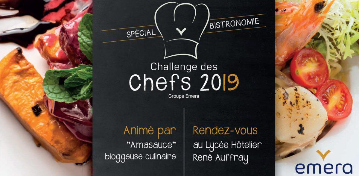 Challenge des Chefs - Groupe Emera