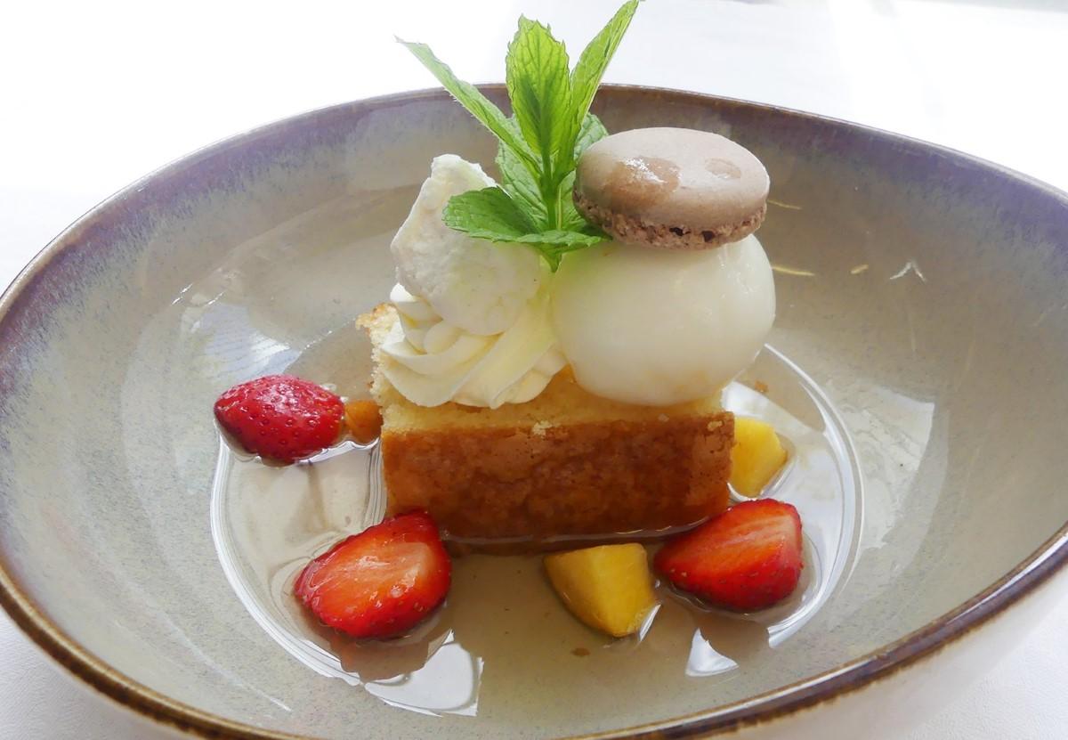 Dessert Challenge des Chefs - EHPAD Océane